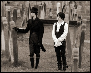 Goth Graveyard