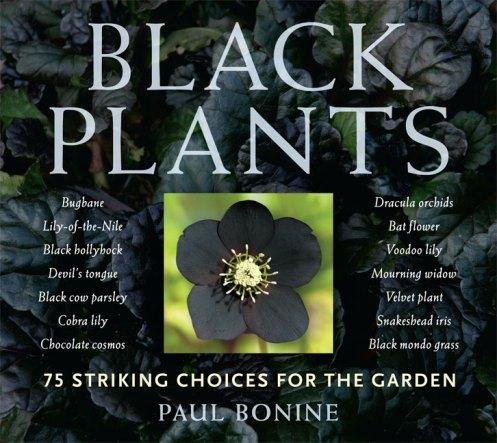 black plants book