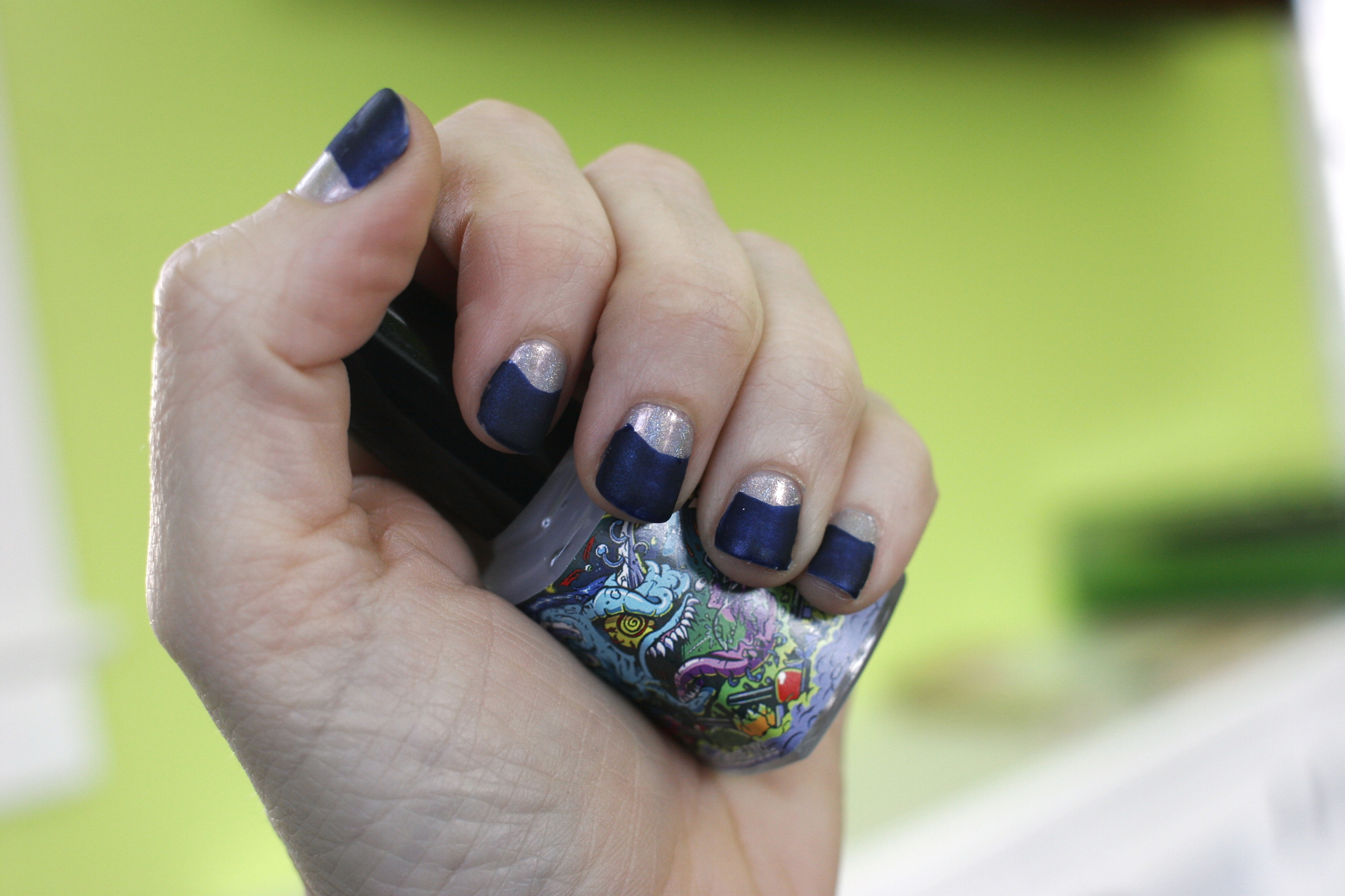 Dark Half Moons On Fingernails (page 3) - Pics about space