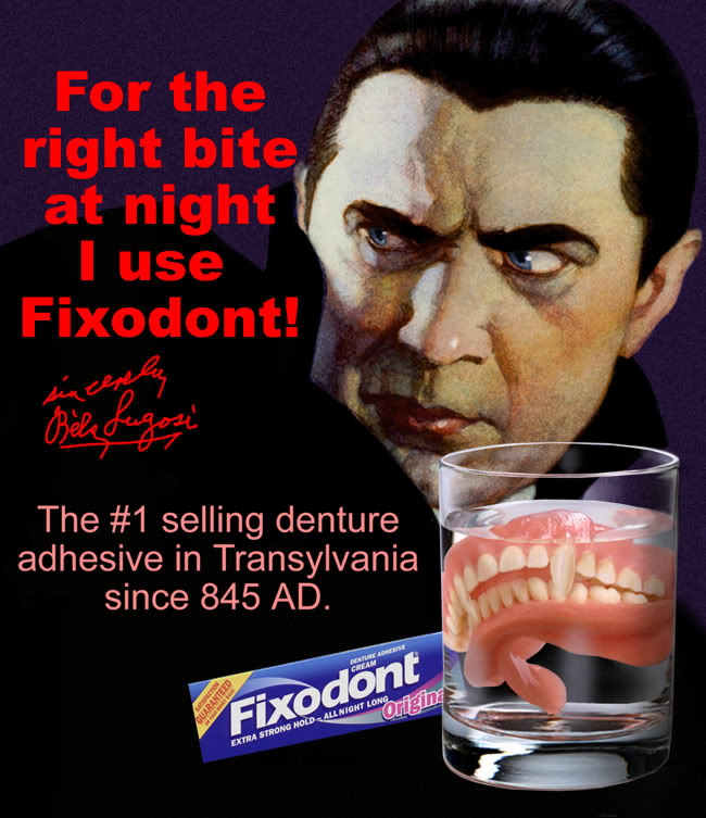 Fixodent And Get Zinc Poisoning Class Action
